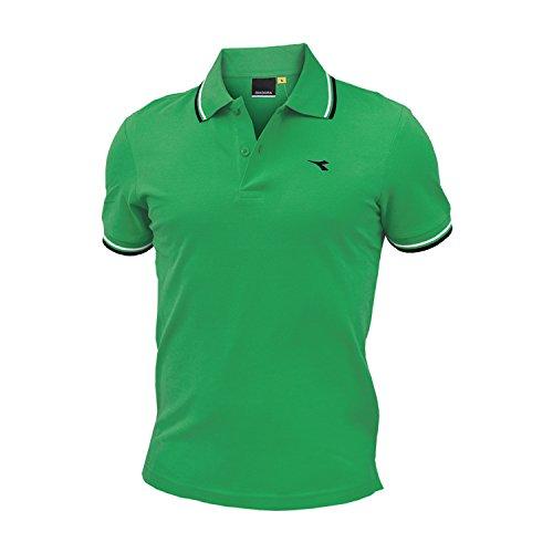Diadora Sport Herren 102161006PQ Polo 3XL Verde Brillante Preisvergleich