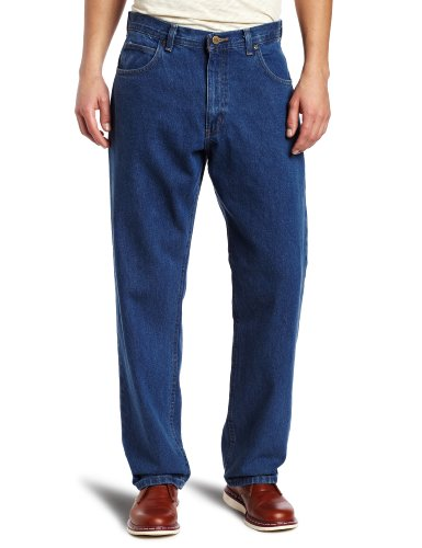 Key Apparel  Herren Arbeitshose Gr. 38W x 36L (US Größe), indigoblau (Fit-heavyweight-jeans)