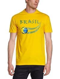 Supportershop Brésil T-Shirt supporter Homme