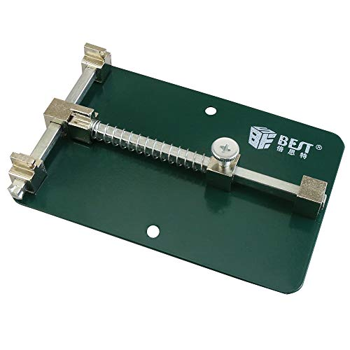 ChaRLes Best Universal Pcb Holder Fixture Mobile Phone Repairing Soldering Iron Rework Tool Mobile Phone Management Tool