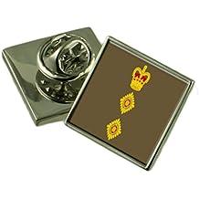 Coronel de Ejército Rango Insignia Insignia de solapa bolsa de regalo
