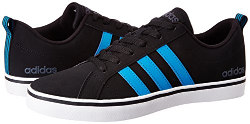 ... adidas neo Men's Vs Pace Cblack, Solblu and Onix Sneakers - 8 UK/India ...