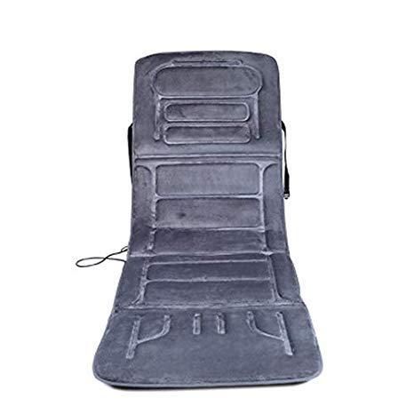 QQQQQQQ Shiatsu Massage Kissen zu Hause Körper Heizung Massage Matratze | Wärmetherapie-Massage | Rücken elektrische Massagekissen -