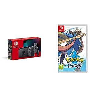 Nintendo Switch - Grey + Pokemon Sword (B07ZHZCWX5) | Amazon price tracker / tracking, Amazon price history charts, Amazon price watches, Amazon price drop alerts