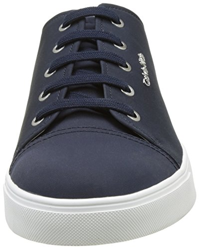Calvin Klein Herren Napoleon Nylon Sneakers Bleu (Mnt)