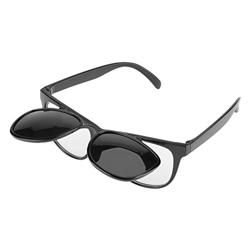 Flip Protective Glasses Protection Schutzbrille Labor Protect Glasses Doppelter Schutz -