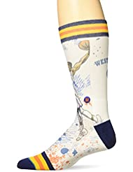 Stance - Chaussettes NBA Stance Legends TF Westbrook blanc