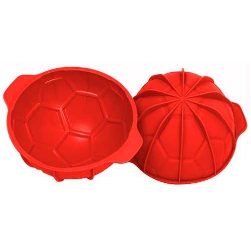 1 Silikonform Fußball