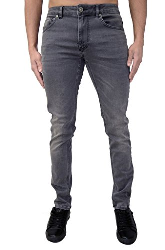 Foray Herren Jeanshose - Houston Grey