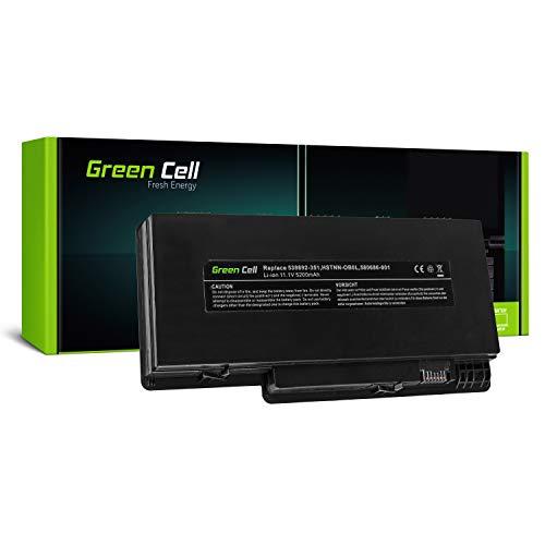 Green Cell FD06 HSTNN-OB0L 577093-001 Laptop Akku für HP Pavilion DM3-1000 DM3-1010EW DM3T DV4-3000 (6 Zellen 5200mAh 11.1V Schwarz) (Hp Laptop Dv4 Akku)