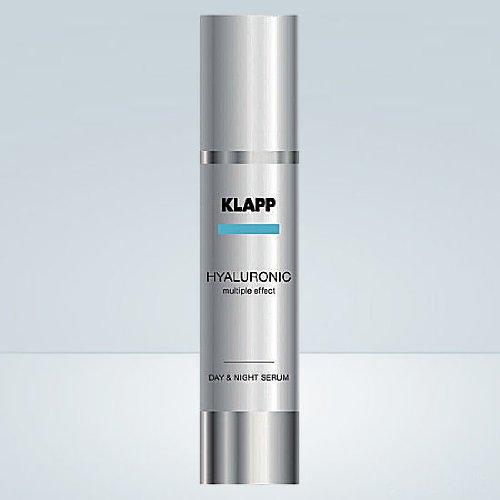 Klapp Hyaluronic Multiple Effect Day&Night Serum 50ml
