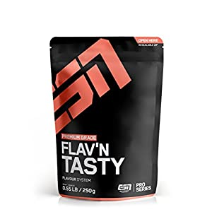 FLAVN TASTY Flavour System, Low Carb Aroma System, 250g