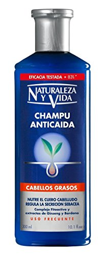 Anti-haar-verlust-shampoo (ANTI-HAAR VERLUST SHAMPOO 2 STÜCK 300ML)