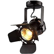 EuSolis 220V E27 L31 * W17 * H35 cm loft soffitto Spot LED faro quadro lampade da soffitto lampada casa illuminazione 48