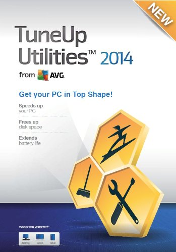 TuneUp Utilities 2014 - 1 User (PC) Test