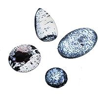 Natural Marlenite Cabochon Set Of 3 Chakra Healing Crystal, Meditation Stones, Yoga Crystals, Spirituality Stones... preisvergleich bei billige-tabletten.eu