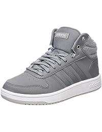 low cost 0ac9a 9e2dd adidas Hoops 2.0 Mid, Scarpe da Basket Donna