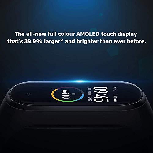 Xiaomi Mi Band 4 Pulsera Pantalla a Todo Color 0.95