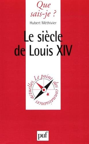 Le Sicle de Louis XIV