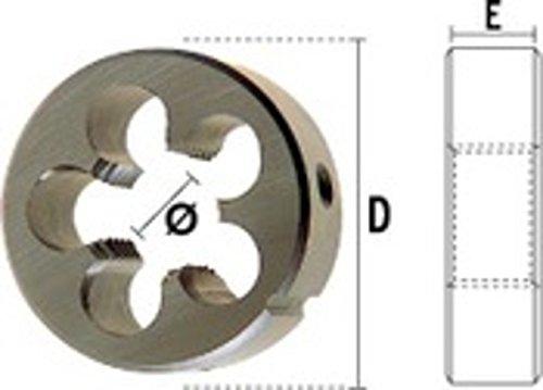 Hepyc-25055030445 palier pour filetage ØUNC 4-10 3 mm/l l 45 mm 18 mm HSS (DIN EN22568)