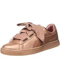Puma Basket Heart Copper, Sneakers Basses Femme