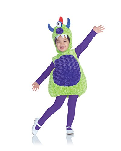 Belly Babies Cyclops Monster Costume Child Toddler X-Large 4-6