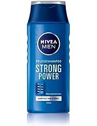 Nivea Men Pflegeshampoo Strong Power, 4er Pack (4 x 250 ml)