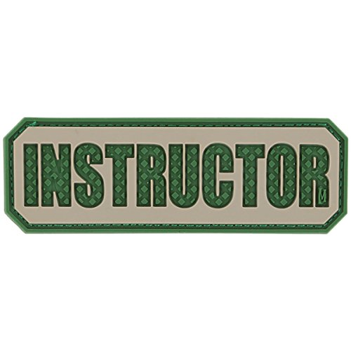 Maxpedition Instructor (Arid) Moral Patch