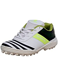 ZIGARO Glance Green Cricket Shoe