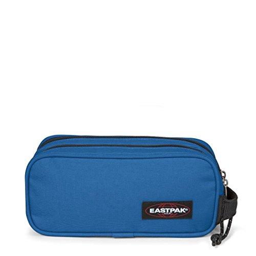 EK92B 24M Eastpak - Trousse Double compartiment, Bleu
