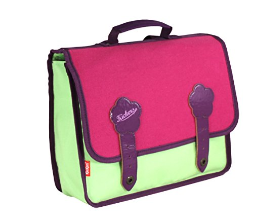 Kickers Cartable 7 L, Anis/Violet