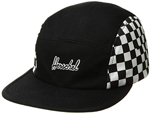 Herschel Gorras Glendale Black/Checkerbord 5-Panel