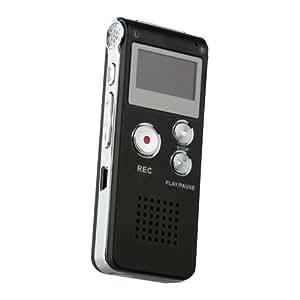 Enregistreur Numérique Vocal Voix Dictaphone 8 GB Go USB MP3