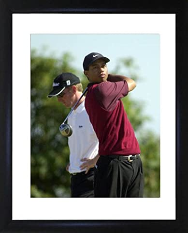 Tiger Woods photo encadrée