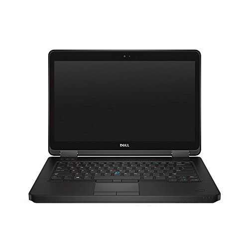 Dell Latitude E5440 35,6 cm (14 Zoll HD) Business Laptop (Intel Core i5, 8GB RAM, 128GB SSD, HD Graphics 4400, Windows 10 Pro) anthrazit (Zertifiziert und Generalüberholt)