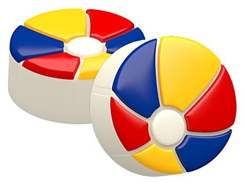 SpinningLeaf Beach Ball Sandwich Cookie Mold by SpinningLeaf