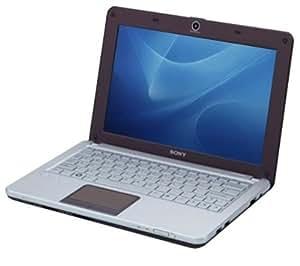 "Sony Vaio VPC-W11S1E/T Netbook 10.1"" Intel Atom N280 Webcam 0.3 Mpix Wifi Bluetooth RAM 1 Go HDD 160 Go Chocolat"