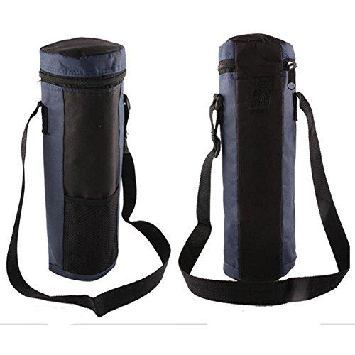 Qiyun borsa termica per bottiglie,sacco del ghiaccio,borsa oxford per la casa, ufficio, campeggio, viaggio ecc