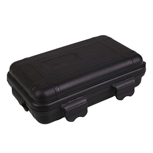 Ff-kasten (Forfar Wasserdicht Kleine Tools stoßfestes Gehäuse EDC Kästen Überleben Halter Speicher Kasten Behälter Reisen Sealed)