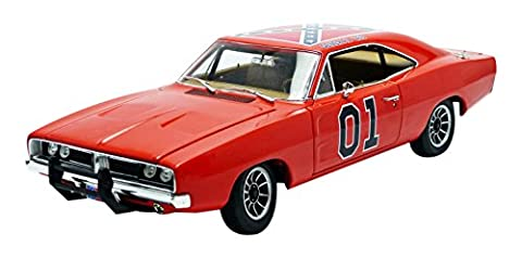 Diecast Car: 1969 Dodge Charger General Lee, known from The
