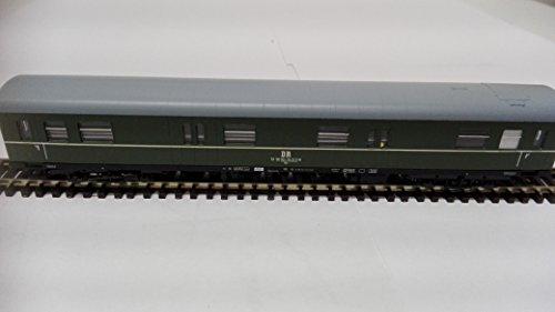 Tillig TT Modernisierungs-Gepäckwagen DR IV