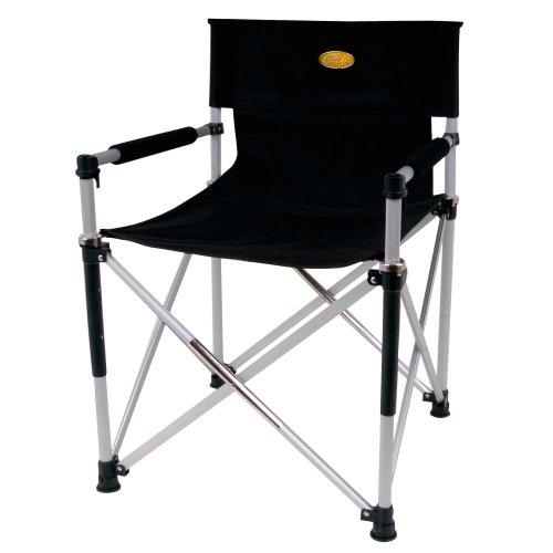 Camp4 Faltstuhl Director\'s Chair, schwarz, 85 x 15 x 10