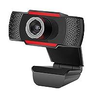 كاميرا ويب بدقة عالية كاملة 1080 بي، كاميرا ويب فيديو، كاميرا ويب ببطاقة ذاكرة، ميكروفون لتقليل الضوضاء، كاميرا كمبيوتر صغيرة يو اس بي 2.0 للكمبيوتر واللاب توب, MIS-S2498-2, 1080P