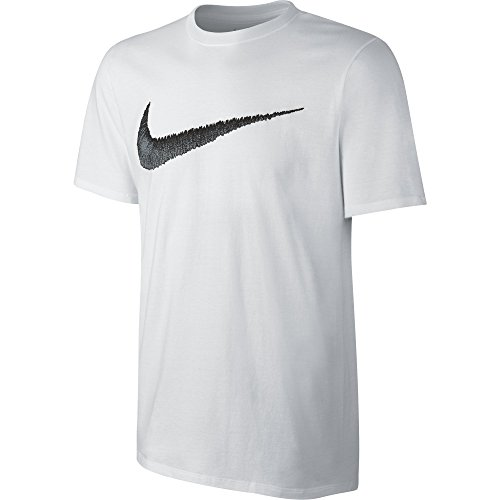 Tee Flash-mens (Nike Men's Sportswear Hangtag Swoosh Tee)