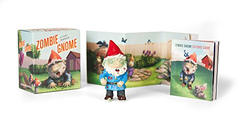 Zombie Gnome: A Tiny Terror (Miniature Editions)