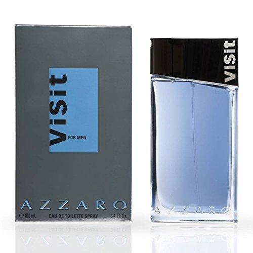 AZZAR0 Visit for Men Eau de Toilette 100 ml
