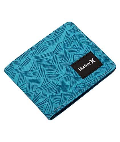 Hurley U Rebound Printed Wallet Monederos