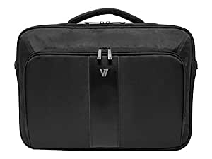 V7 CCP22-9E Professional II Sacoche pour ordinateur portable à chargement frontal 17 inch