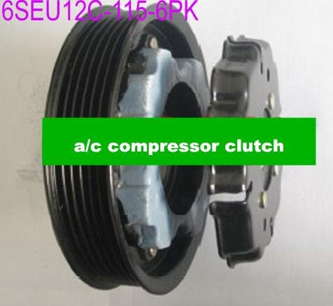Gowe Auto A/C Kompressor Kupplung für 6SEU12C Auto A/C Kompressor Kupplung für Audi A4