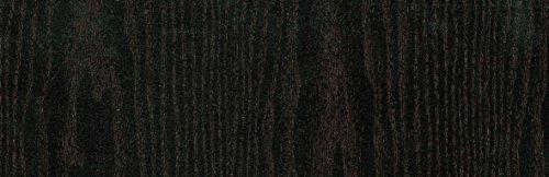 Dintex 71-197 - Vinilo autoadhesivo madera, 45 cm x 2 m, color negro